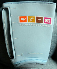 Dunkin Donuts Koozie Cup Cooler Medium 24 Ounce