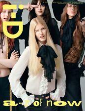 i-D magazine,Charlie Bredal,Codie Young,Louise Karmen Pedaru,KATE MOSS NEW
