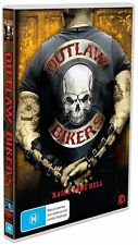 Outlaw Bikers -  2 Disc Set - New & Sealed Region 4 DVD - FREE POST