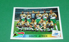 N°174 EQUIPE SOUTH AFRICA AFS PANINI FOOTBALL FRANCE 98 1998 COUPE MONDE WM