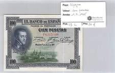BILLET ESPAGNE - 100 PESETAS - 1-7-1925*