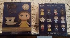 Funko Disney Mystery Mini Beauty and the Beast Lot of 2