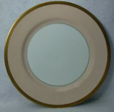 """FITZ & FLOYD china VERSAILLES Shell Pink Dinner Plate - 10-1/4"""""""