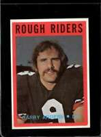 1972 O-PEE-CHEE CFL #74 BARRY ARDERN NM  *X2136