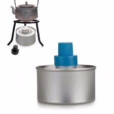 Lampe à alcool Stirling Engine Mini brûleur à métal pour faire bouillir thé 80ml