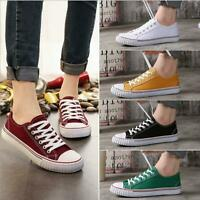 Womens Girls Athletic outdoor Canvas Sport running Shoes Casual Comfort Sneakers