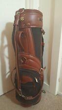 VINTAGE Mizuno Country Club Collection Golf Bag w/ Cover - Hamptons Series CC