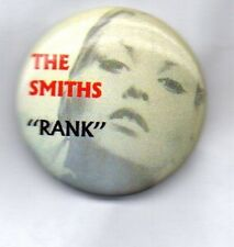 THE SMITHS Rank  -  BUTTON BADGE - MORRISSEY - UK ROCK BAND 25mm pin