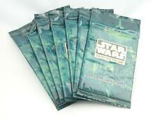 STAR WARS CCG ENDOR LIMITED PACK LOT - 7 PACKS!!