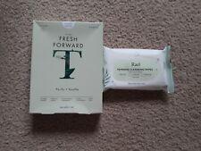 Real Natural Facial Masks With Tea Tree Oil, 5 Sheets Per Pack