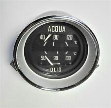 Alfa Romeo GTA GT Aqua/Olio temp VEGLIA GAUGES INSTRUMENT 60.2004/1 oil water