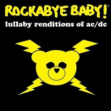 Rockabye Baby! - AC/DC Lullaby Renditions [New CD]