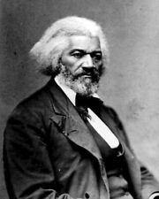 New Photo: Political Activist Abolishist Frederick Douglass, 1879  - 6 Sizes!