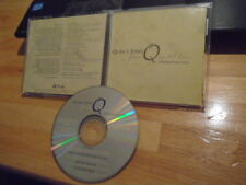 RARE PROMO Quincy Jones CD From Q With Love sampler MICHAEL JACKSON El DeBarge !