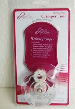 """DOUBLE Paper Crimping Tool For Quilling by PAPLINS Accepts Up to 3/8"""" NEW"""