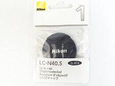 Nikon Japan Camera Original Lens cap LC-N40.5 for 40.5mm