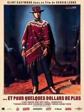 Affiche Pliée 40x60cm ET POUR QUELQUES DOLLARS DE PLUS Clint Eastwood R2009 NEUV