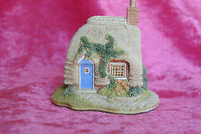 Lilliput Lane Petticoat Cottage 1994 Miniature Masterpieces Collectors Club