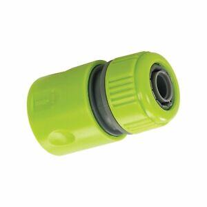 "Tap Hose Pipe Connector 1/2"" Quick Lock Plastic For Garden Patio Pressure Washer"