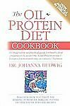 B003SQ536Y The Oil Protein Diet Cookbook [Paperback]