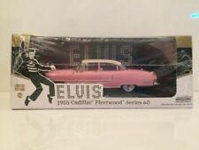 Elvis Presley 1955 Cadillac Fleetwood Series 60 Greenlight 86491