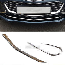 Front Fog Lamp Molding, Grille Cover 3pcs for CHEVROLET 2017-18 All New Cruze