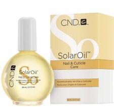 Cnd Solar Oil 2.3Oz/68Ml- Nail & Cuticle Conditioner