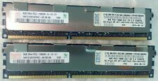 16GB 2x8GB HYNIX IBM 46C7453 46C7449 PC3-10600R DDR3 REG RAM memory module