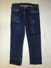 Levis 751 Slim Herren Jeans Hose Blau Stonewashed W36 L34