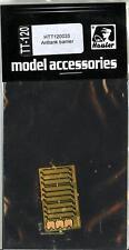 Hauler Models 1/120 (TT-Scale) ANTI TANK BARRIERS Photo Etch Set