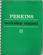 PERKINS ENGINE MANUALS & Handbooks See listing for Models, PDF FILES ON CD