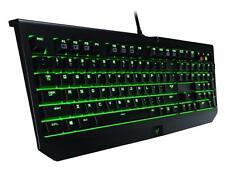 Razer Blackwidow Ultimate 2016 Mechanical Gaming Keyboard Green Switch USB Wired