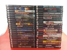 Bundle of 42 PS2 Games - Battlefield 2, Killzone, DBZ, Lego Star Wars & More!