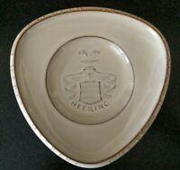 Vintage PALSHUS POTTERY DENMARK CHERRY HEERING DISH PLATE ASHTRAY DANISH MODERN