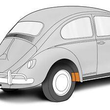 "1952-1979 VW Beetle/Super Rear Inner Right Wheel Splash Panel 9"" x 4"" 314014"
