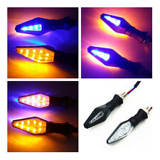 LED TURN SIGNAL For HONDA KAWASAKI SUZUKI YAMAHA Dual Sport Street Custom ATV YZ