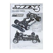 Mugen Manual :MRX6 - MUGH1019