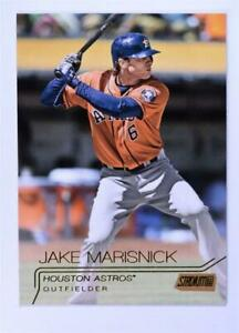 2015 Stadium Club Gold #52 Jake Marisnick - NM-MT