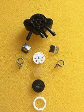 Keramikventil Motorventil Ventilkörper inklusive Klemmen Jura Z5 / Z7 / Z9 / X5