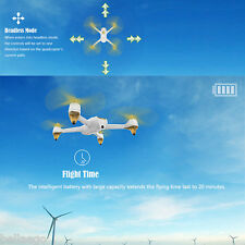 Hubsan H501s X4 5.8g FPV 10ch Brushless With 1080p HD Camera GPS RC Mode 2