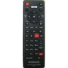 NEW MAGNAVOX REMOTE NC266UH  MDR865H/F7 MDR867H/F7 MDR868H/F7