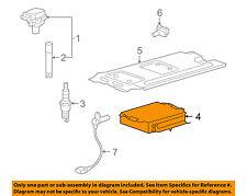 PORSCHE OEM 11-13 911-ECM PCM ECU Engine Control Module Computer 99761860705