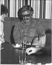 8x10 photo NEAL ADAMS /& MIKE GRELL at the 1977 Chicago Comicon