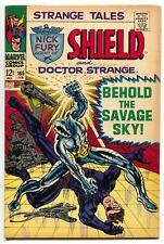 Strange Tales 165 Marvel 1968 FN VF Nick Fury Dr. Strange Jim Steranko