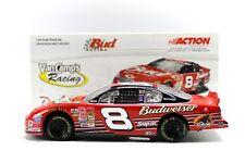 #8 Earnhardt Jr Budwesier 2001 Monte Carlo Elite Action NASCAR Diecast Car 1:24
