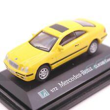 Cararama 1:72 Mercedes Benz CLK 320 Coupe in PC Box RT2723