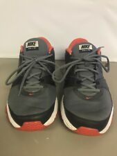 Nike Air Max Trainer 1+ TR1 Sz 13 EUC WS13  Black And Red Shoes Sneakers Kix