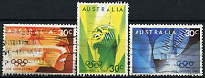 Australia 1984 SG#941-3 Olympic Games Used Set #A93471
