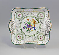 9987192 Porcelain Othengrafen Square Breakthrough Bowl D31cm