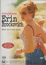 D.V.D MOVIE  DB357  JULIA ROBERTS is ERIN BROCKOVICH  DVD